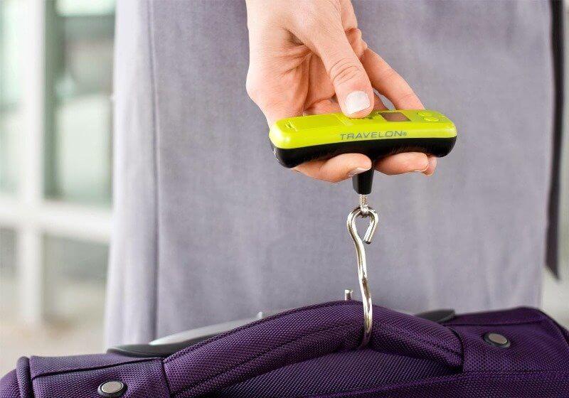 Ручные весы для багажа