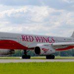 Самолет компании Red Wings