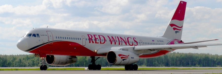 Правила перевозки багажа и ручной клади в авиакомпании Red Wings