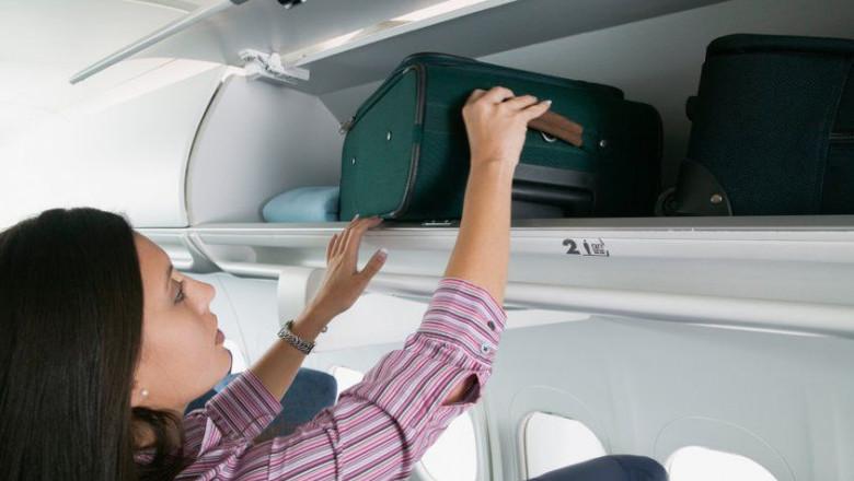 Ручная кладь в самолете