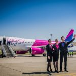 Сотрудники компании Wizz Air