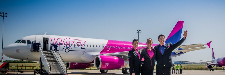 Правила перевозки багажа и ручной клади в авиакомпании Wizzair