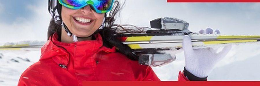 Перелет с лыжами и сноубордами через Nordwind