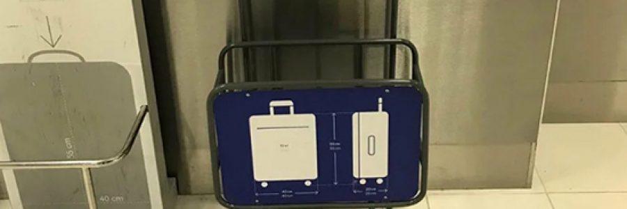 Размеры ручной клади и багажа по нормам авиакомпании Utair