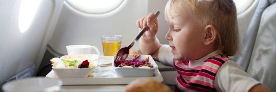 Как везти в самолете в ручной клади детское питание