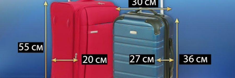 Что значит ручная кладь в самолете 10 кг и сколько это вещей