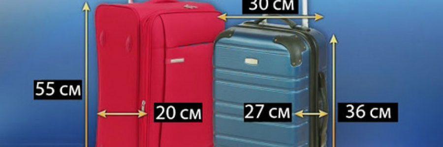 Габариты сумки весом 5 кг для ручной клади