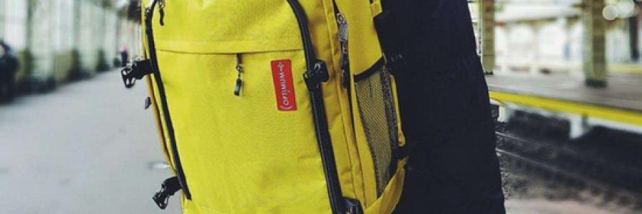 Описание рюкзака Оптимум для ручной клади